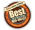 GOLD MEDAL WINNER - 2014 Best of the Mid-valley - Statesman Journal [badge]